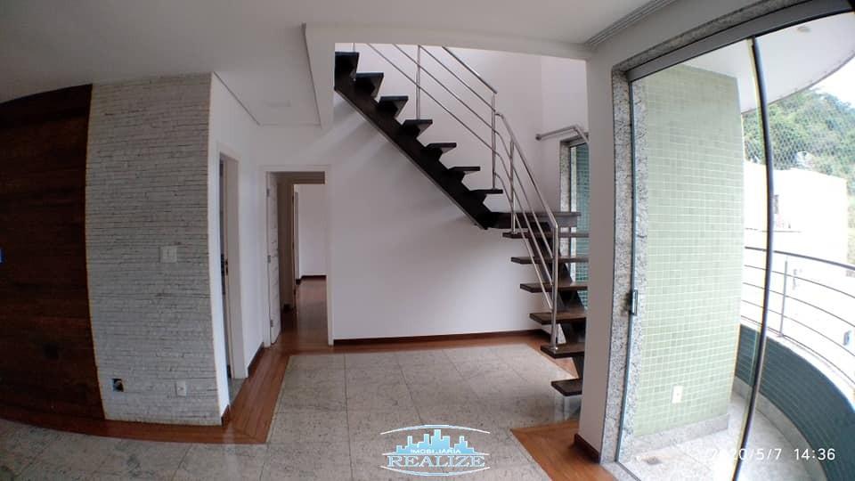 Locação Cobertura Duplex Horto – Ipatinga