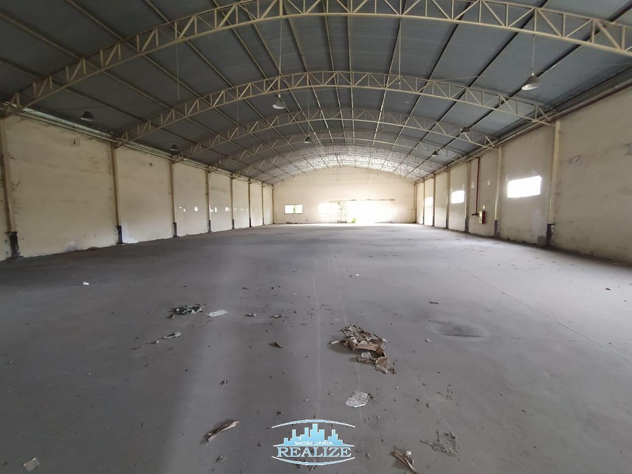 Locação Galpão Distrito industrial – Santana do Paraíso